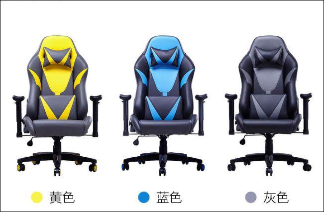Xiaomi представила кресло-мечту геймера