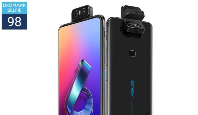 ZenFone 6 «порвал» в DxOMark Samsung Galaxy S10, Huawei P30 Pro, OnePlus 7 Pro и всех остальных