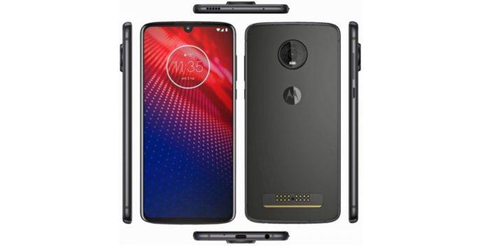 Новый смартфон Motorola — Moto Z4 — неприятно удивил ценой