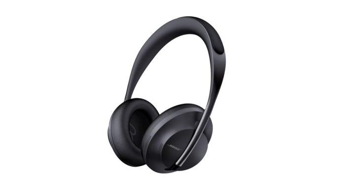 Bose представила крутые беспроводные наушники с шумоподавлением Noise Cancelling Headphones 700