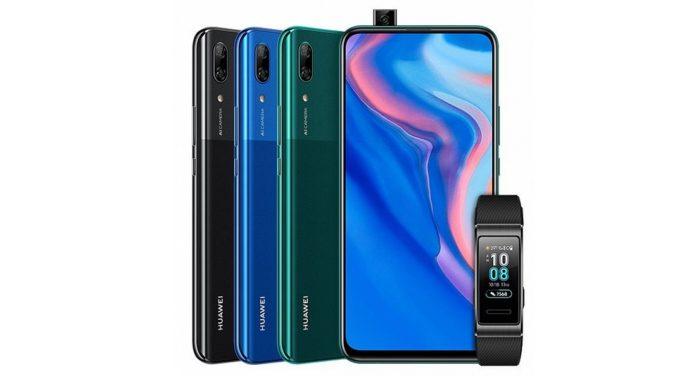 Назло Америке: в Россию приехал доступный смартфон Huawei P Smart Z