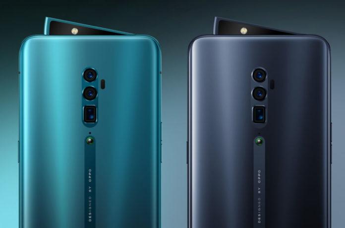 Смартфон OPPO Reno 10x zoom уже в продаже: спрятанная камера и Snapdragon 855
