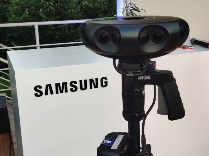 Samsung представил «фильм о фильме» в уникальном формате 360 3D
